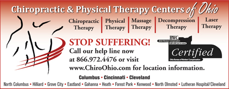 Chiropractic & Physical Therapy Centers of Ohio